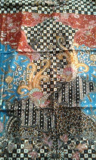 Jual kain batik di Malang