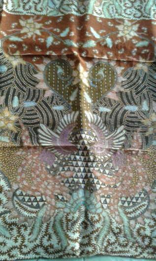 Jual kain batik di Solok