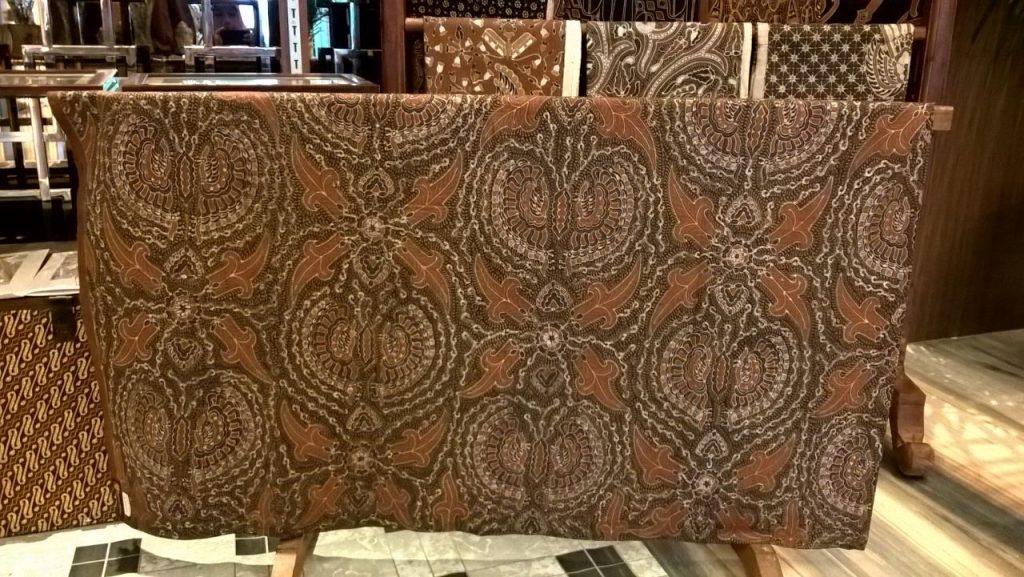 Batik tulis adalah kebudayaan Indonesia asli