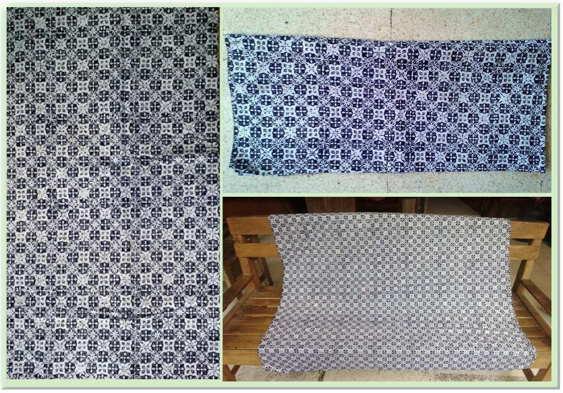 Kain batik murah cap orisinil Ketiga 3