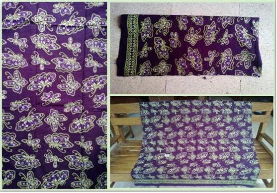 Kain batik murah cap orisinil Ketujuh 7