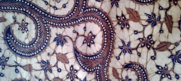 Kain batik online bersejarah