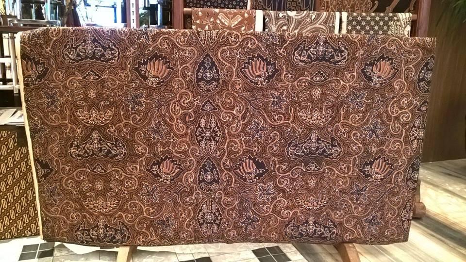 jual kain batik tulis eksklusif