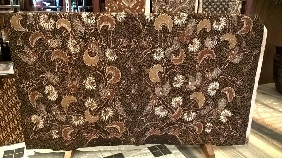jual kain batik tulis elegan