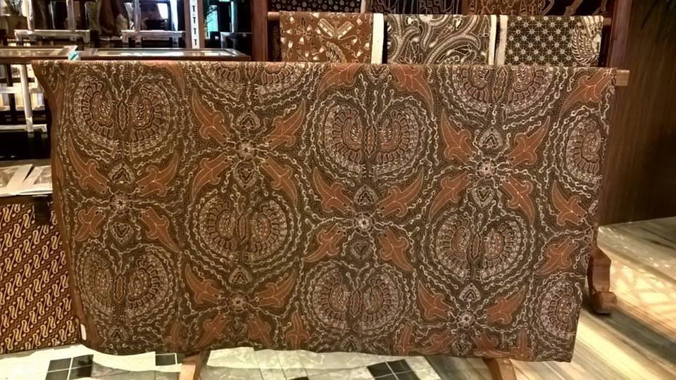 jual kain batik tulis exlusive