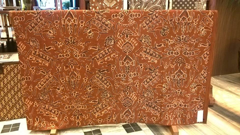 jual kain batik tulis for sale