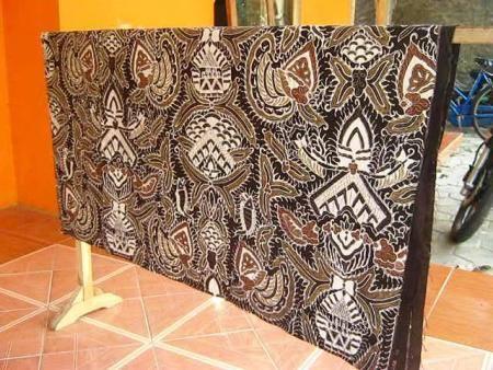 jual kain batik tulis indonesia