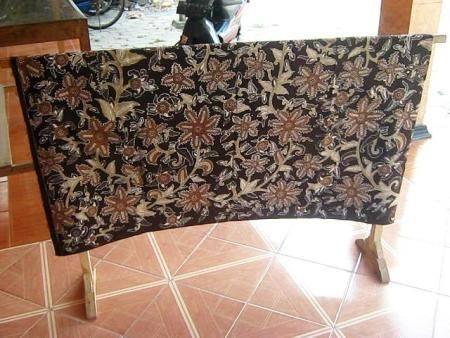 jual kain batik tulis jokowi asli