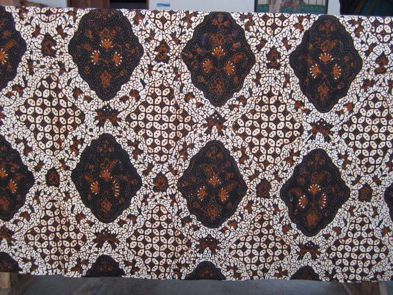 jual kain batik tulis klasik