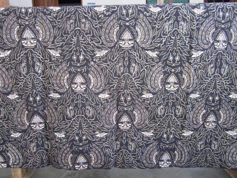 jual kain batik tulis lawasan