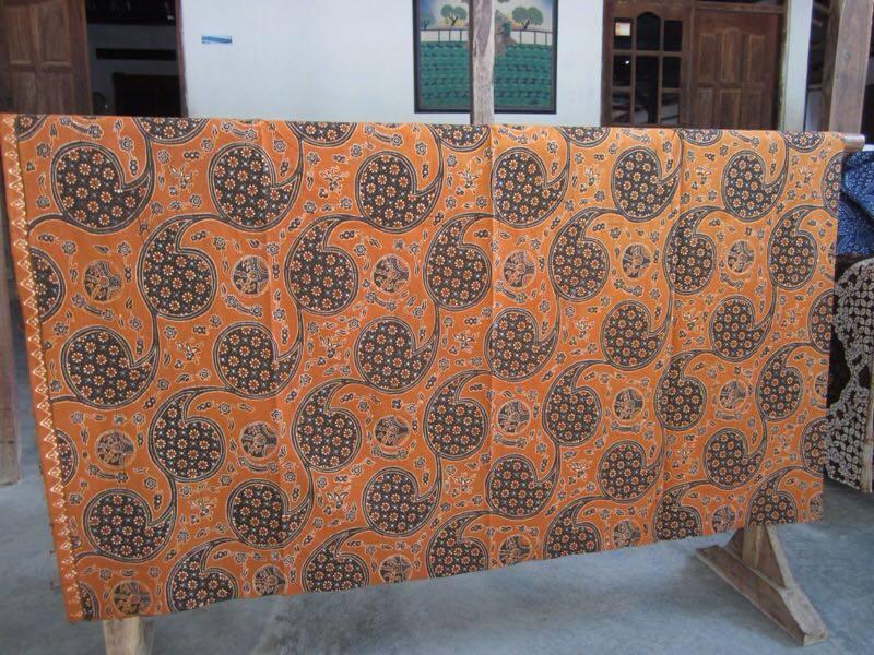 jual kain batik tulis laweyan solo online