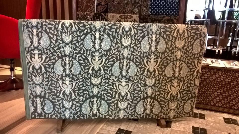 jual kain batik tulis modern asli jogja