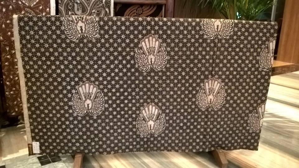 jual kain batik tulis sederhana modern