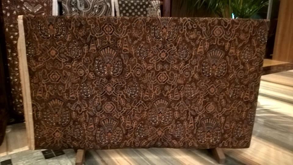 jual kain batik tulis sederhana