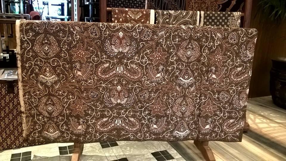 jual kain batik tulis surabaya