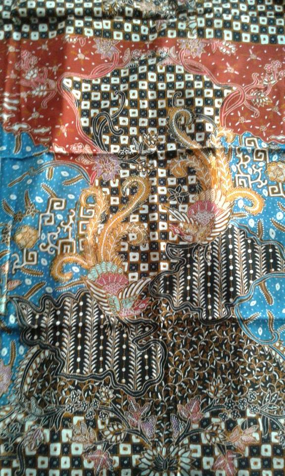 Grosir kain batik Banjarmasin