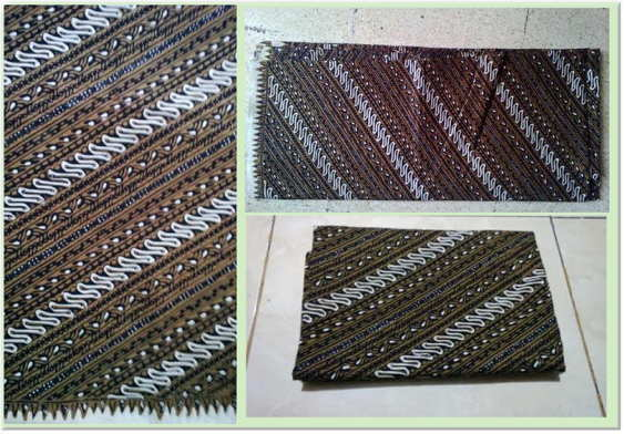 Grosir kain batik Demak bahan katun halus  Batik Dlidir