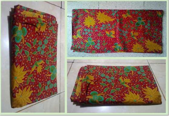 Grosir kain batik Tanjung Redeb