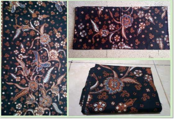 Jual kain batik di jakarta selatan motif berkelas  Batik Dlidir