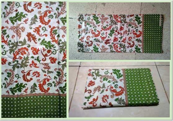 Kain batik murah di Manado