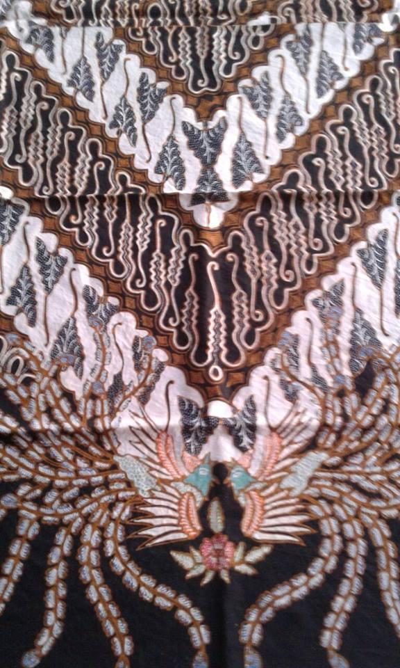 Seragam batik Palembang harga terjangkau