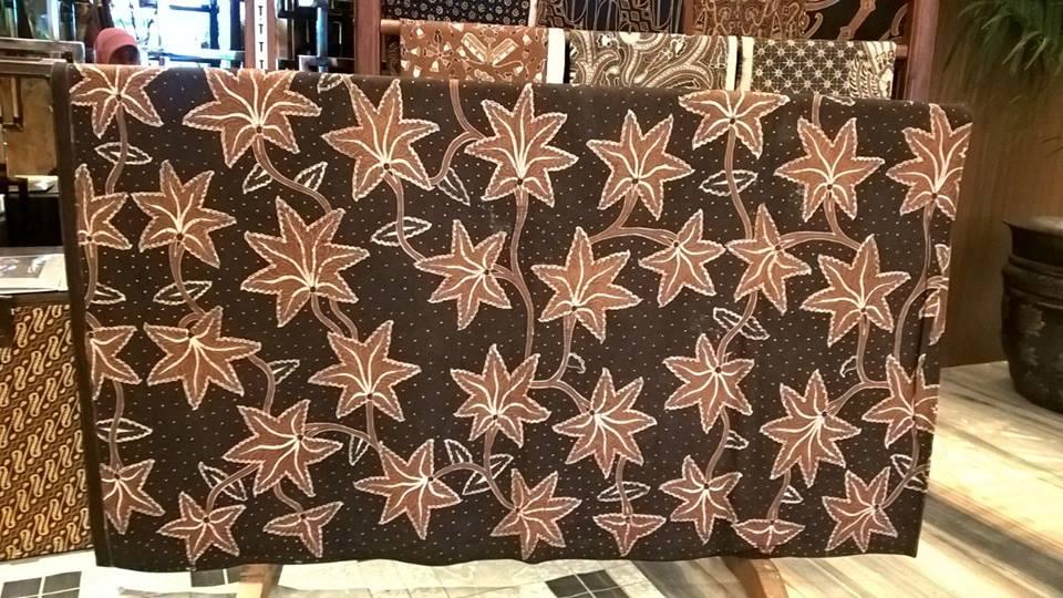 Batik fabric Jakarta