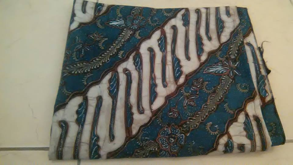 Buy Indonesian batik fabric