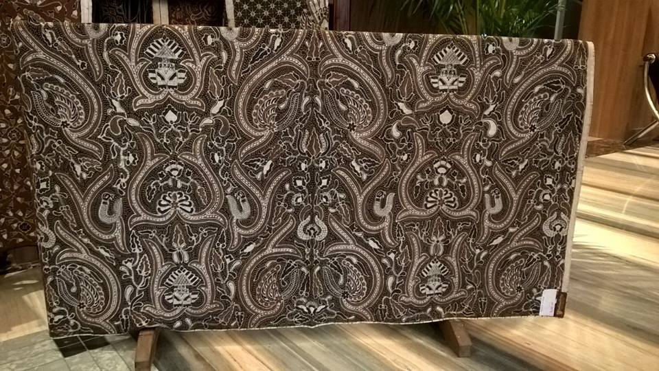 Indonesian batik fabric sale