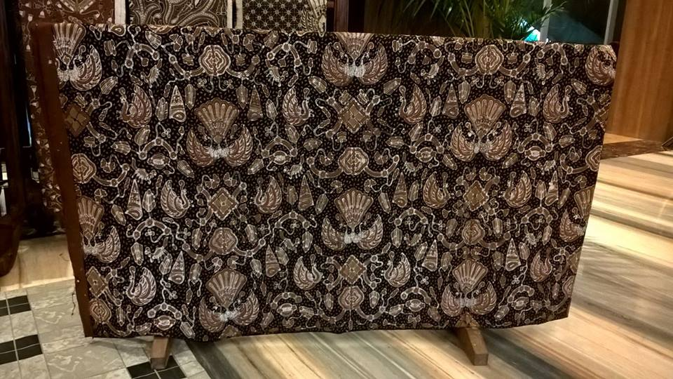 Indonesian batik fabric singapore