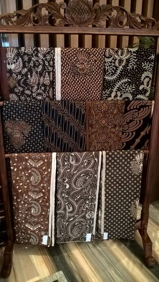 Indonesian batik fabric the best quality for you (handmade)