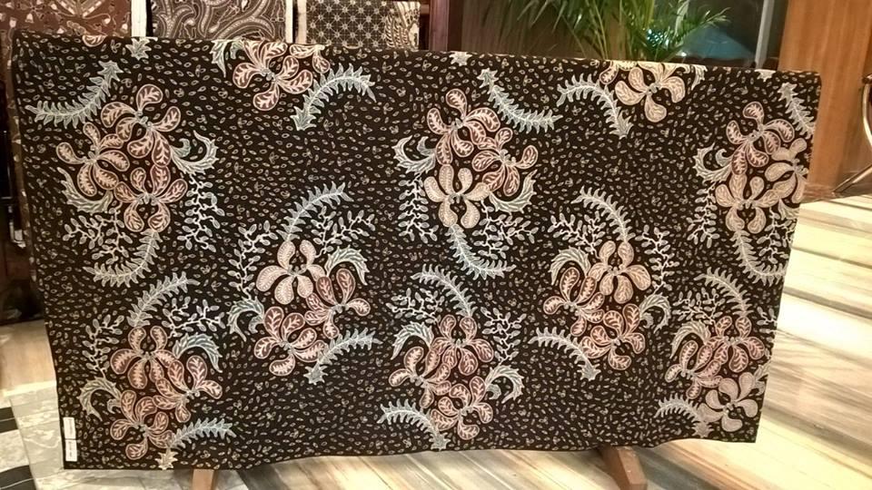 Indonesian batik fabric uk