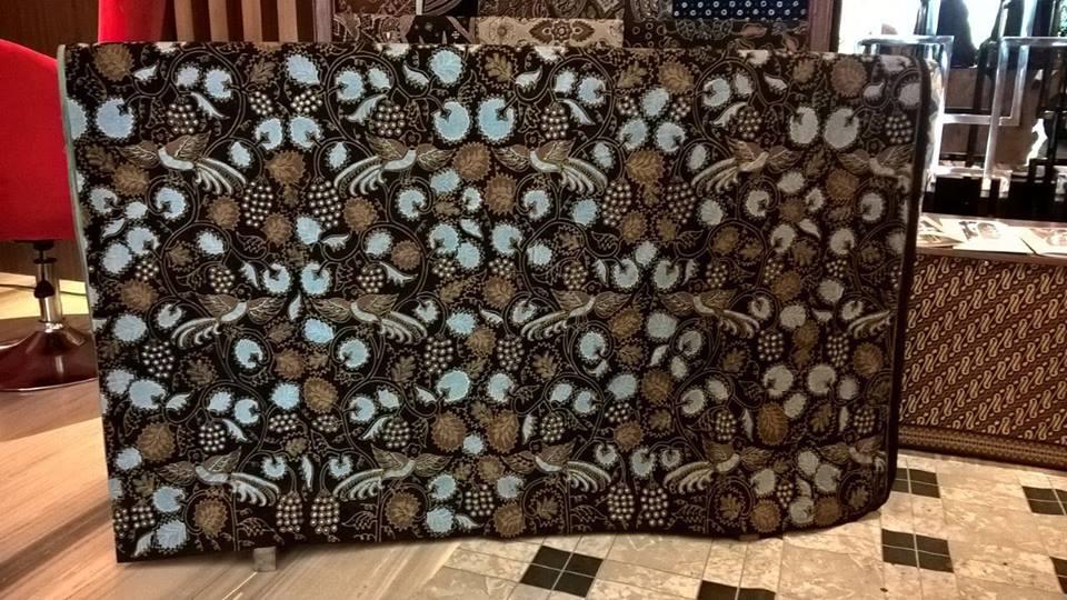Batik fabric Jakarta Indonesian
