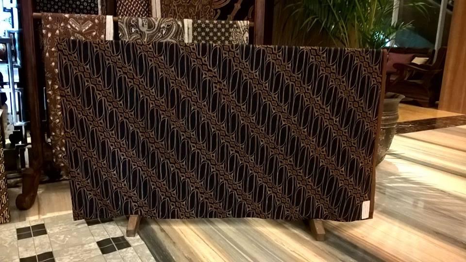 Batik fabric Rome, Italy the original Indonesian handmade