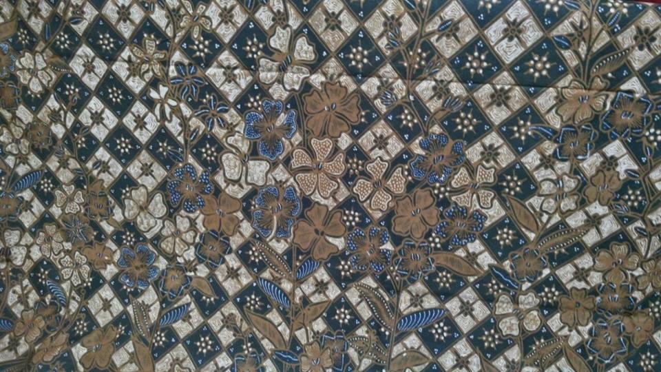 Batik fabric Vienna Austria