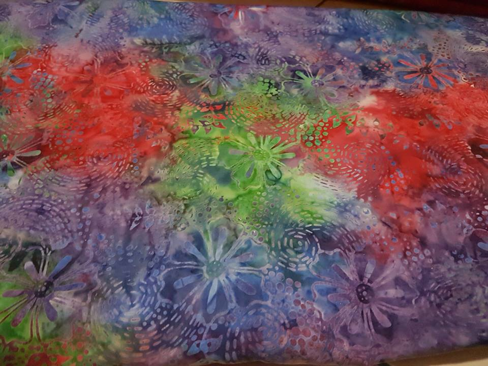 Cheap batik fabric for sale