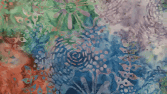 Cheap batik fabric in San Francisco