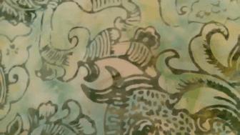 Cheap batik fabric on Dubai UEA