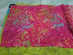 Cheap batik fabric in Brussel Belgium