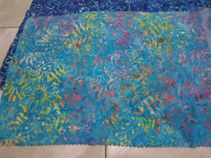 Cheap batik fabric in Dhaka, Bangladesh