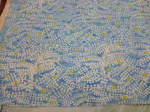Cheap batik fabric in Fukuoka, Japan