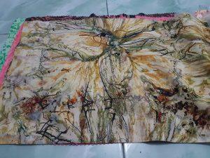 Cheap batik fabric in Lyon