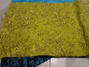 Cheap batik fabric in Riyadh, Saudi Arabia