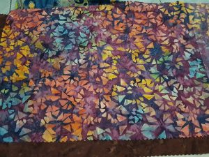 Cheap batik fabric in Santiago de Chile
