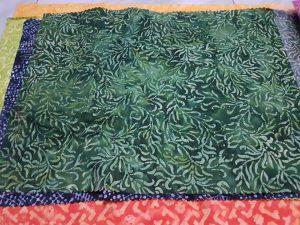 Cheap batik fabric in Stockholm