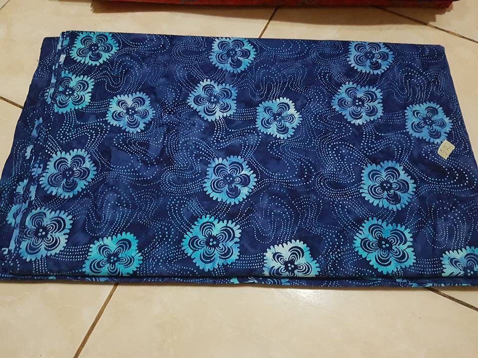 Grosir kain batik murah