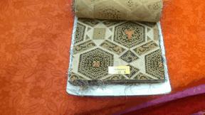 Seragam batik berlogo bisa dengan cap maupun bordir