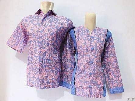Model Baju Batik Untuk Kerja Dengan Bahan Katun 100 Batik Dlidir