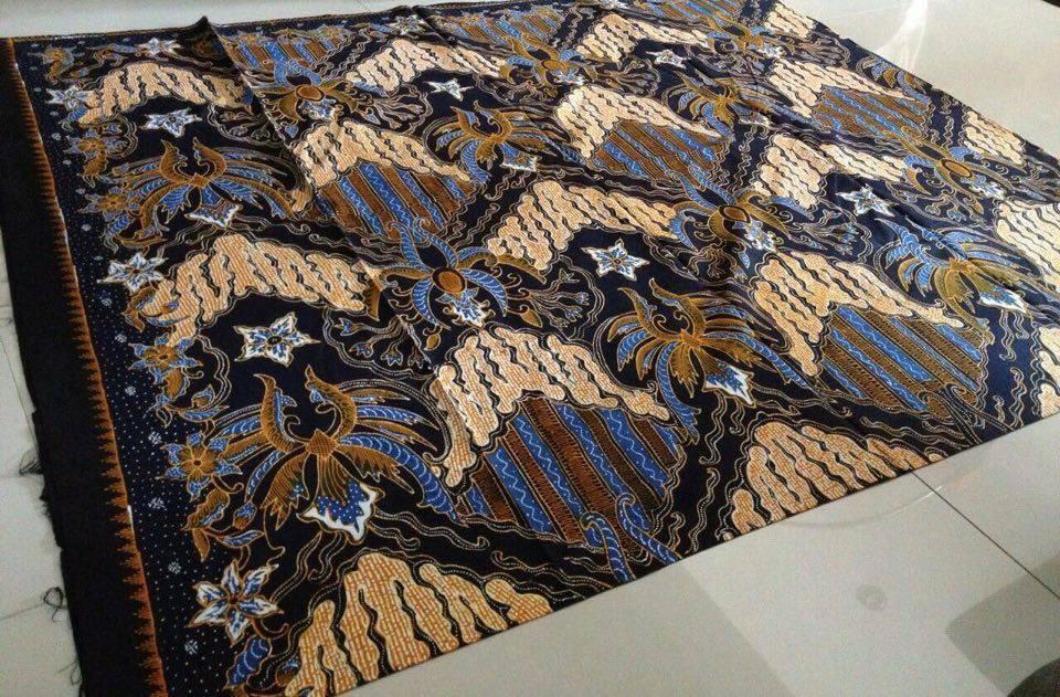 seragam mengajar batik