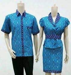 Baju seragam batik online