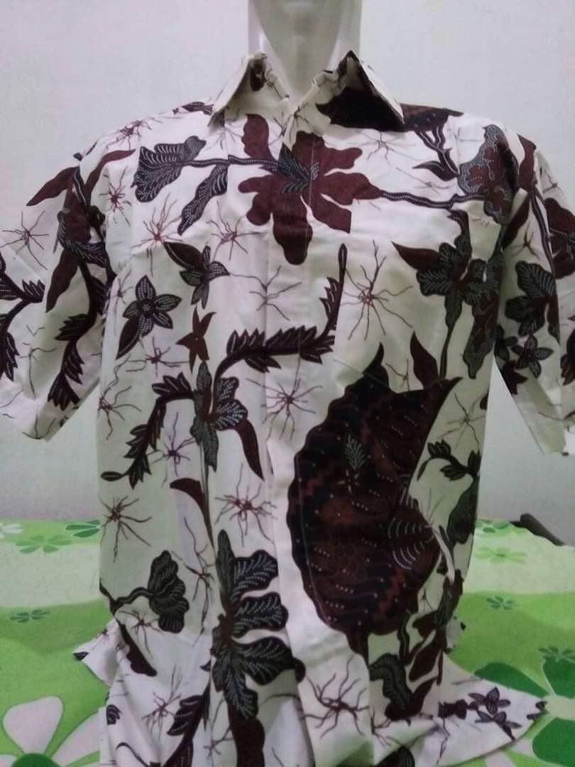 Contoh batik print